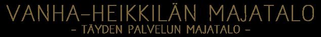 Vanha-Heikkilän majatalo
